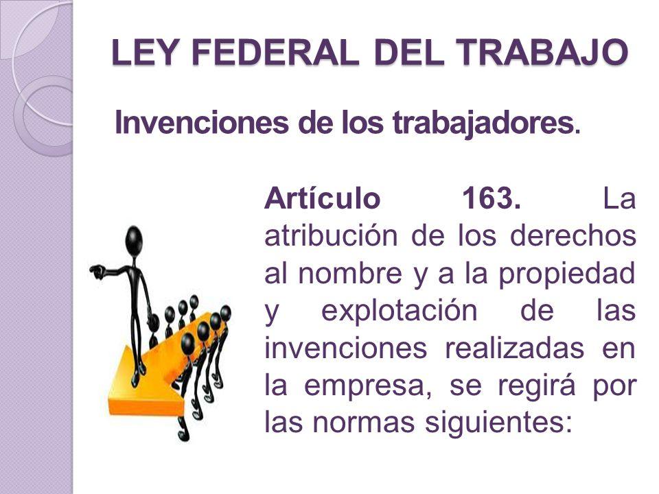 I. El inventor tendrá derecho a que su nombre figure como autor de la invención;
