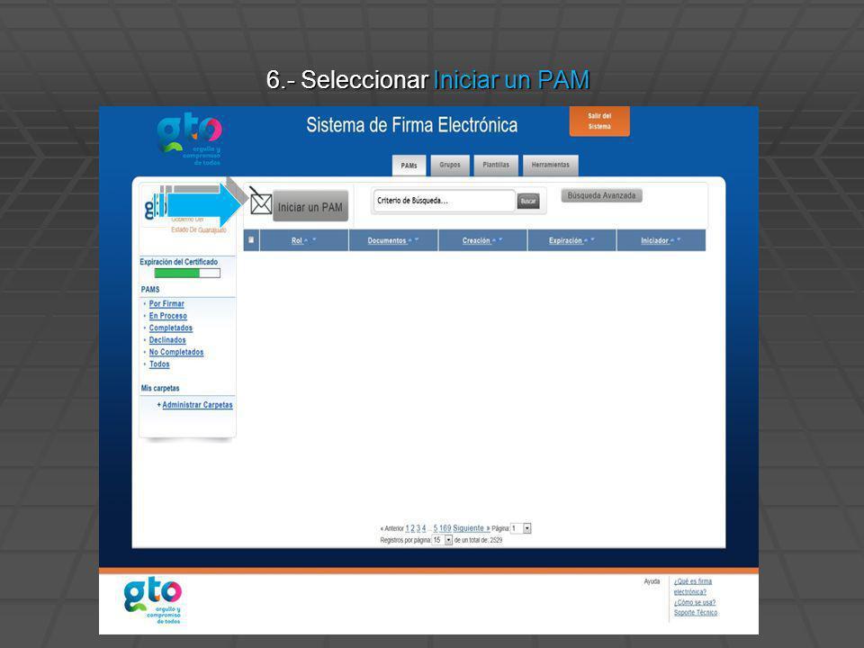 7.- Para configurar el proceso sin plantillas de ayuda… haga clic en No Importante: Consulte el manual del usuario para utilizar Plantillas