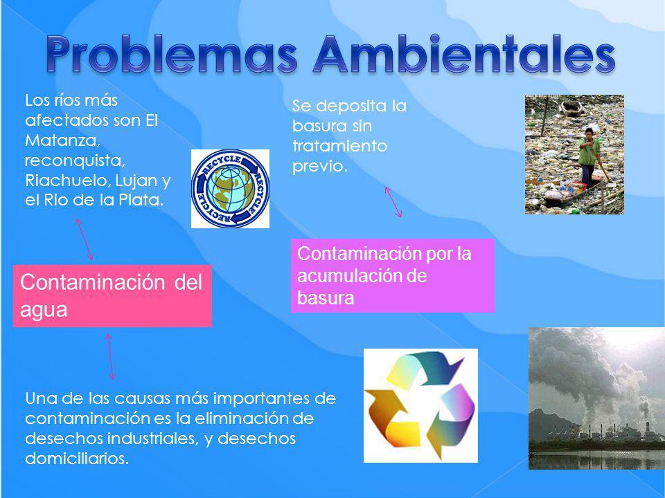 Contaminación de la atmosfera y Sonora La eliminación de gases que salen de las chimeneas de las industrias(fábricas) y la queman de basura a cielo abierto.