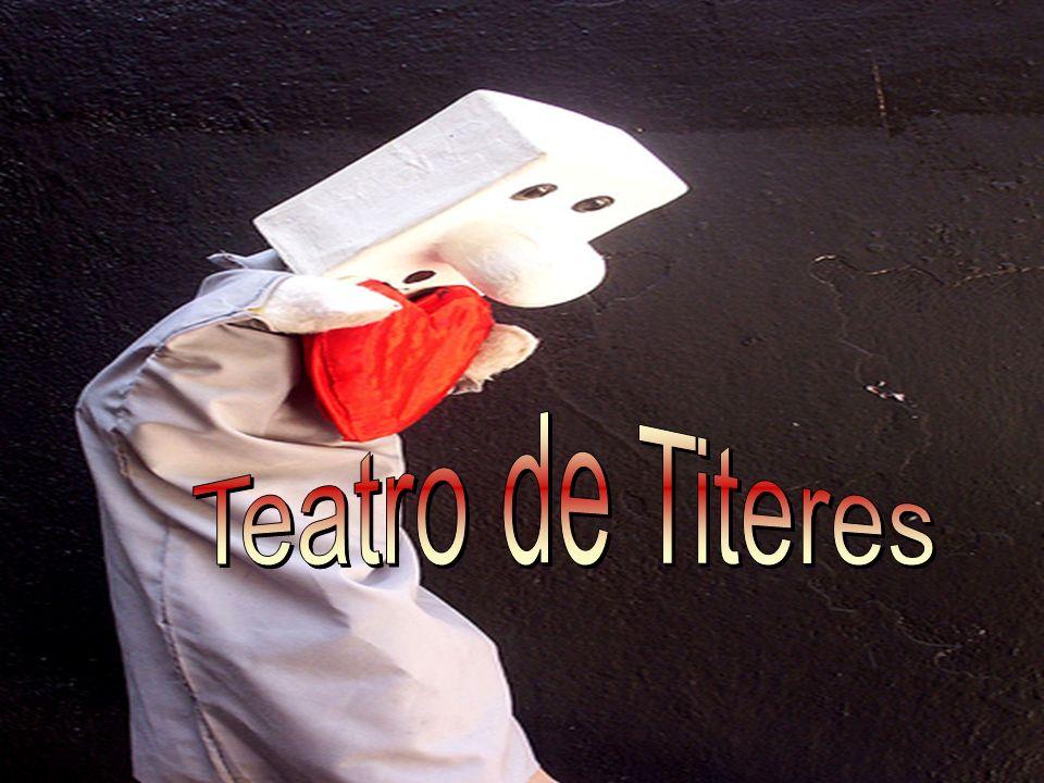 Títeres o Marionetas Una marioneta o un títere es una figurilla o muñeco que se gobierna de manera que parezca que su movimiento es autónomo.