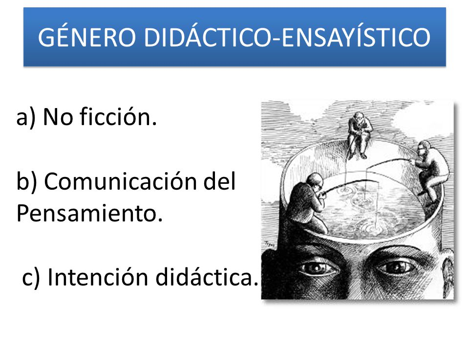 Características comunicativas Emisor: especialista en la disciplina.