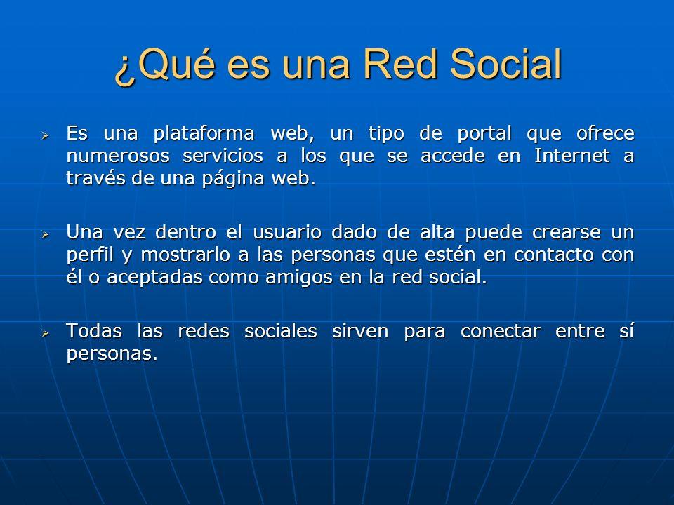 ¿Qué se hace en una Red Social.Compartir, etiquetar y comentar fotos, vídeos o música.