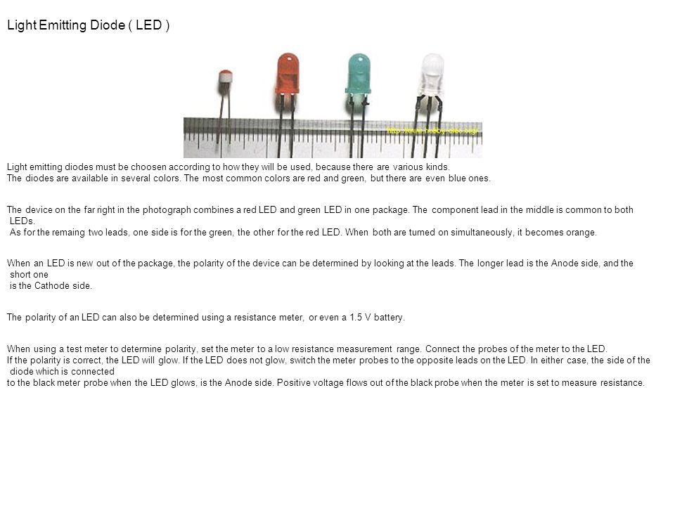 It is possible to use an LED to obtain a fixed voltage.