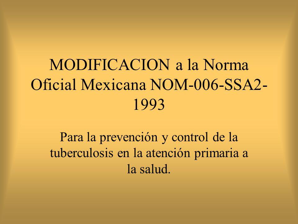 PROBLEMATICA La OMS informa que a nivel mundial un tercio de la población se encuentra infectada por el Mycobacterium tuberculosis;