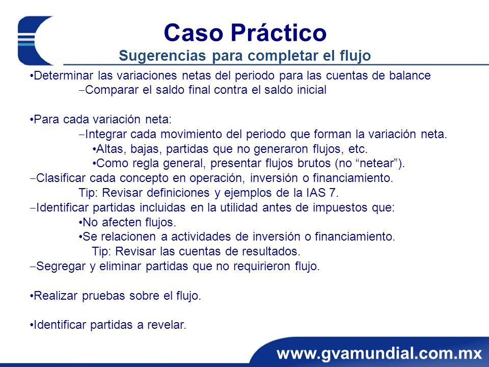 Caso Práctico Instrucciones Referirse a la Guía 1 (Supuestos).