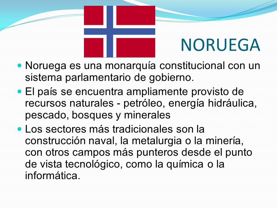 PIB NORUEGA $