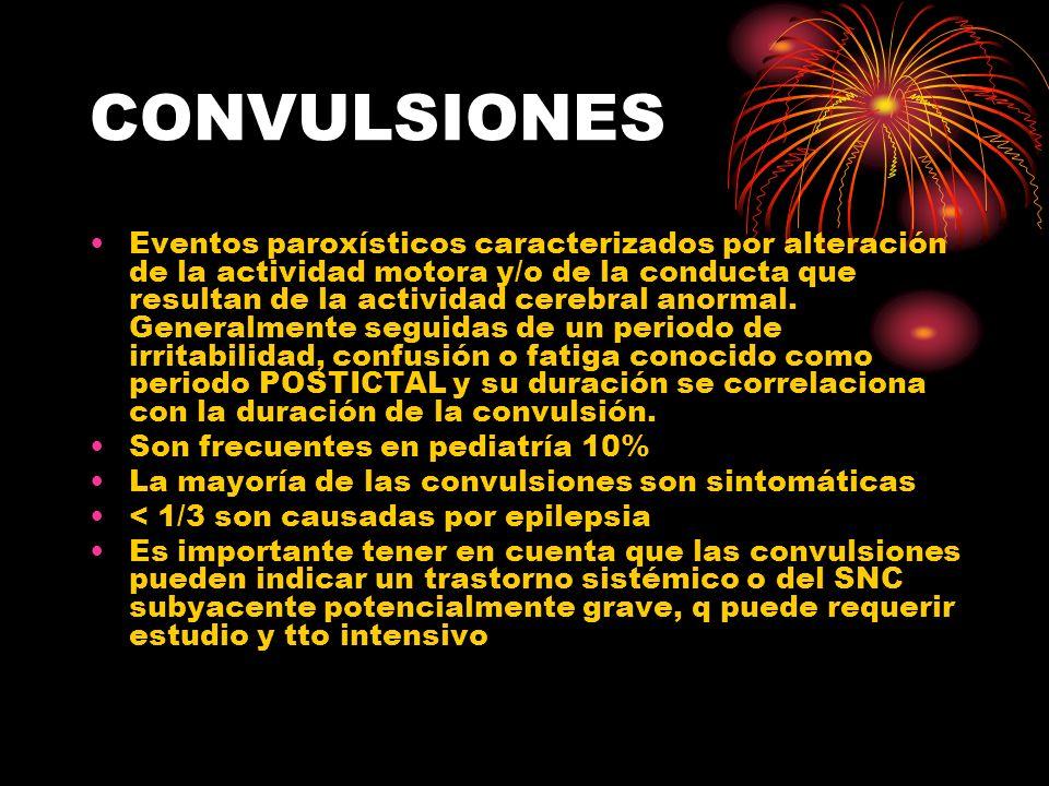 STATUS CONVULSIVO Se define como dos o mas convulsiones sin recuperación de la conciencia entre las crisis (S.