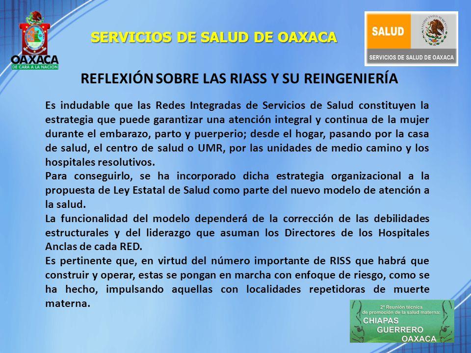 DIAGNÓSTICO RADIOCOMUNICAIÓN REDES 2009 SERVICIOS DE SALUD DE OAXACA