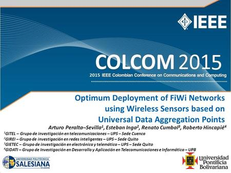 Optimum Deployment of FiWi Networks using Wireless Sensors based on