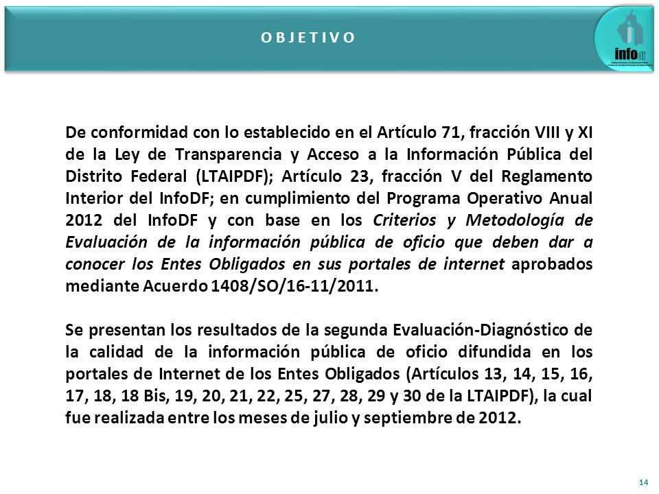 Información de oficio.
