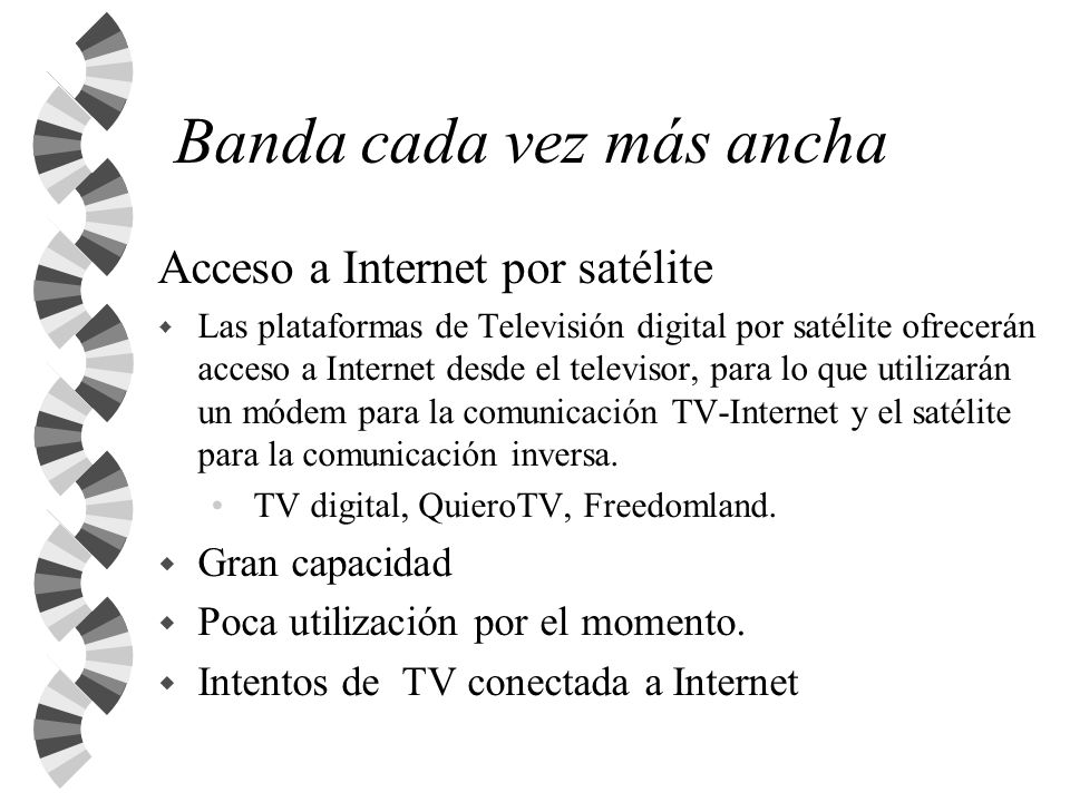 Problema en zonas rurales La red de Telefonía Rural de Acceso Celular (TRAC), fue diseñada para dar servicios de voz exclusivamente.