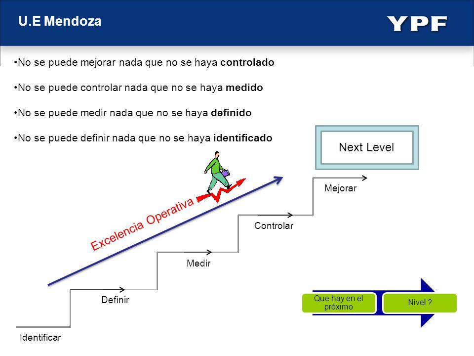 U.E Mendoza Que retos / desafíos tenemos en el próximo nivel .
