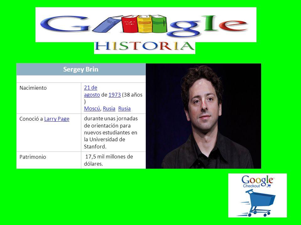 *Vint Cerf, considerado uno de los padres de Internet, fue contratado por Google en 2005.
