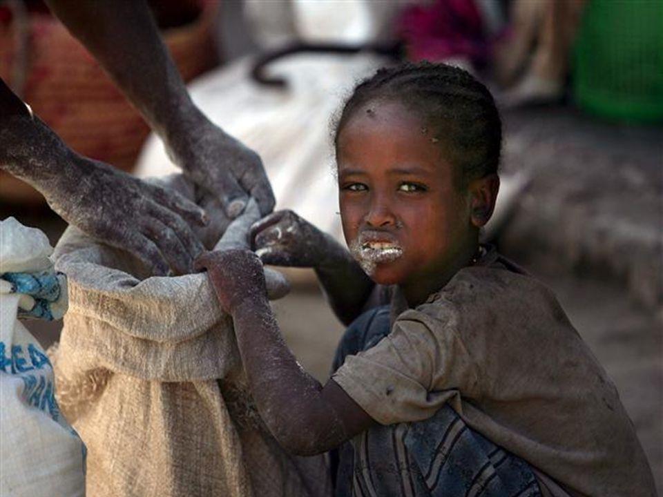 La pobreza en el mundo globalizado