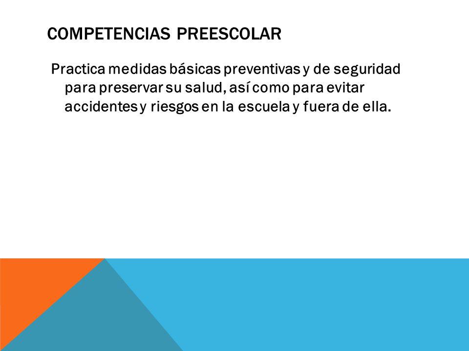 COMPETENCIAS PARA LA VIDA Competencias para el manejo de la información.