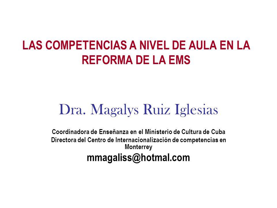 Mecanismo de gestión esencial en la Reforma