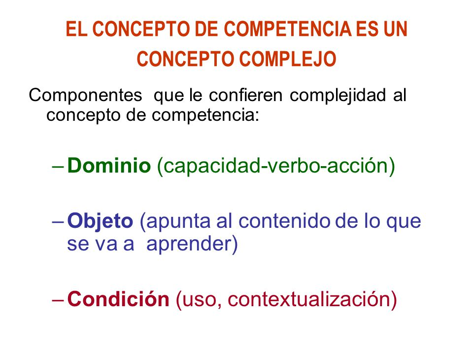 CLASIFICACIÓN DE COMPETENCIAS HUMANAS Cognitivas Afectivas Praxiológicas