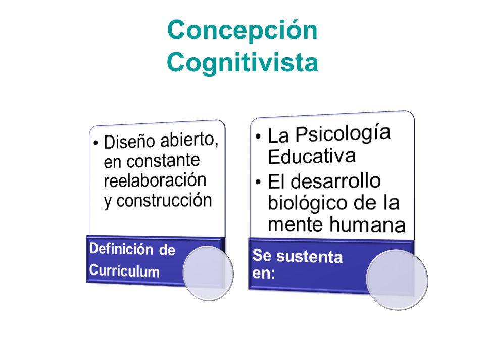 Propósitos de la evaluación El objeto desde esta concepción serán los procesos mentales desarrollados ¿Cómo se han realizado.