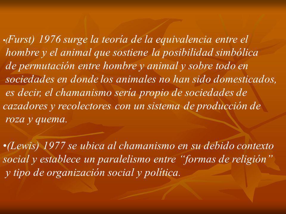 El interés aumenta debido al consumo y el rol que desempeñan los alucinógenos* en contextos chamanísticos.
