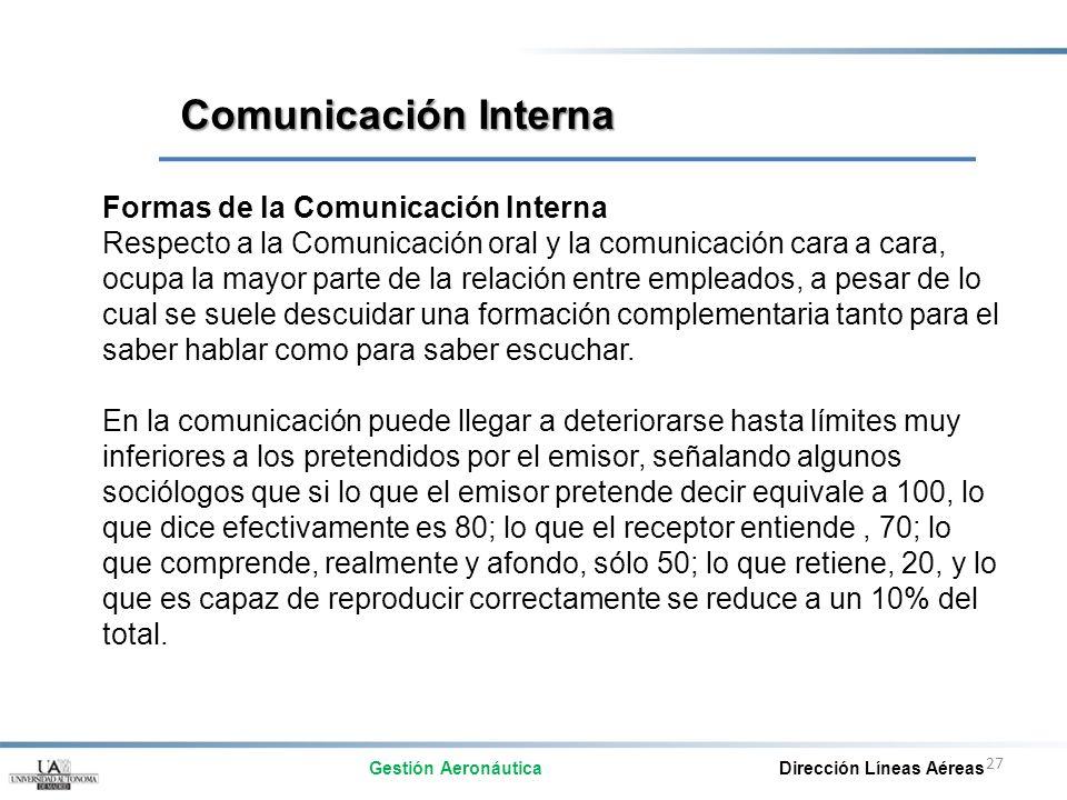 28 Es necesario marcarse un objetivo como emisor para evitar que la comunicación se deteriore y no alcance el objetivo deseado.