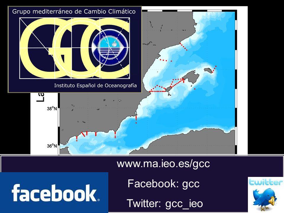 www.ma.ieo.es/gcc Facebook: gcc Twitter: gcc_ieo