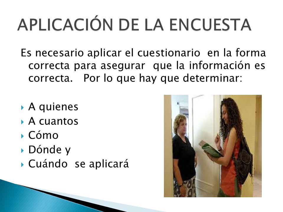La información se obtendrá mediante entrevistas personales en las cafeterías del ITESM, Campus Monterrey, a estudiantes entre 15 y 25 años, entre el 10 y el 15 de marzo del 2000.