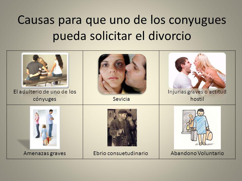Cifras de divorcios