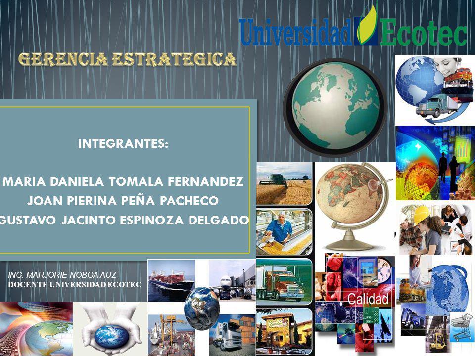 UNIVERSIDAD TECNOLÓGICA ECOTEC. ISO 9001:2008 Bruno Pagnacco2