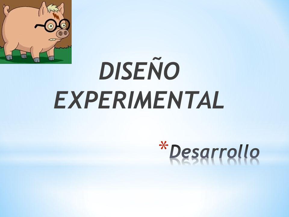 CARACTERÍSTICAS DEL ENSAYO * Nº de U.