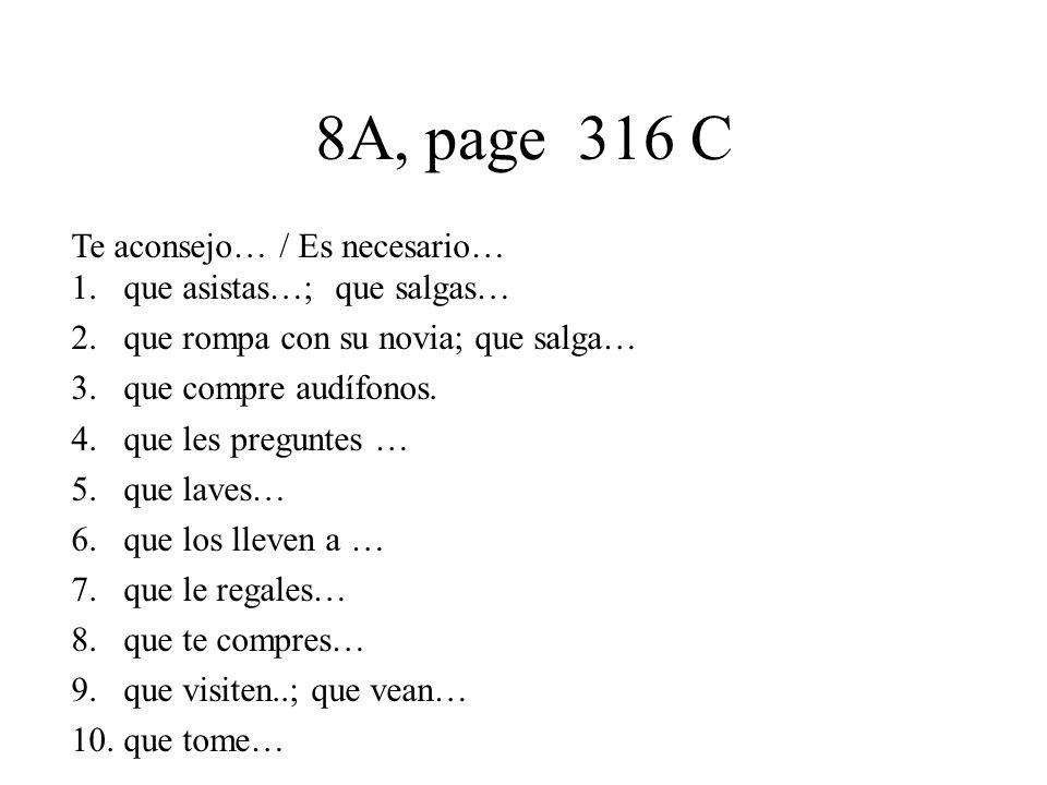 8A, page 318 E, pages 319-320 A-C Page 318 E.Answers will vary.