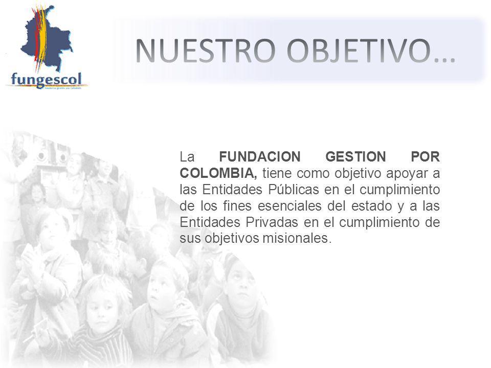 Realizar proyectos de cooperación dirigidos al desarrollo en materia educativa, social y ambiental.