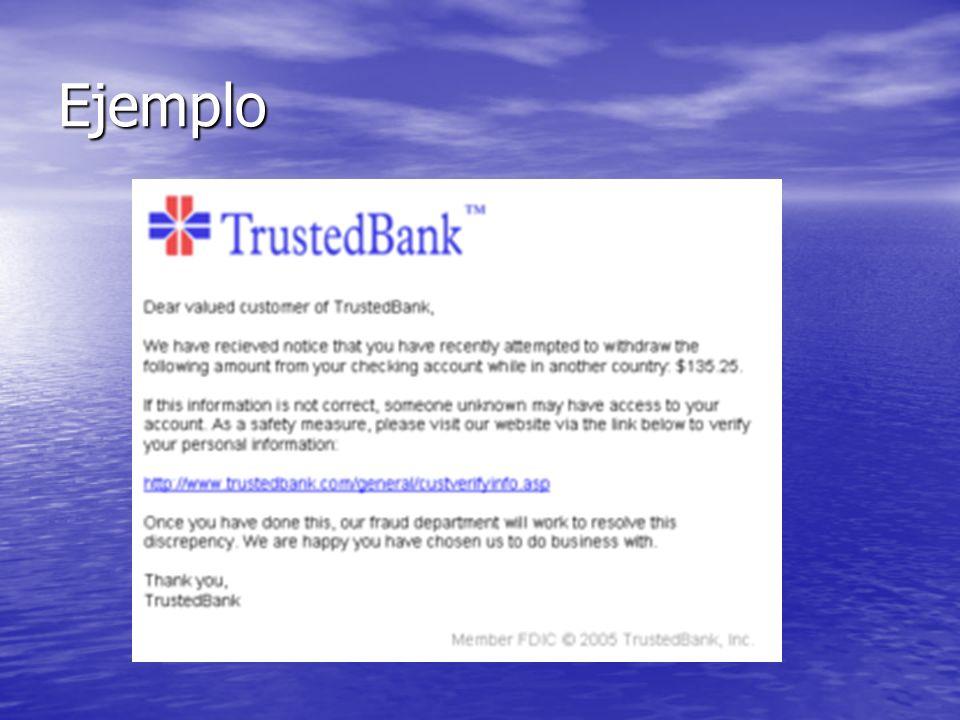 Preguntas 1.¿Qué medidas debería tomar la gente para no caer como victima del phishing.