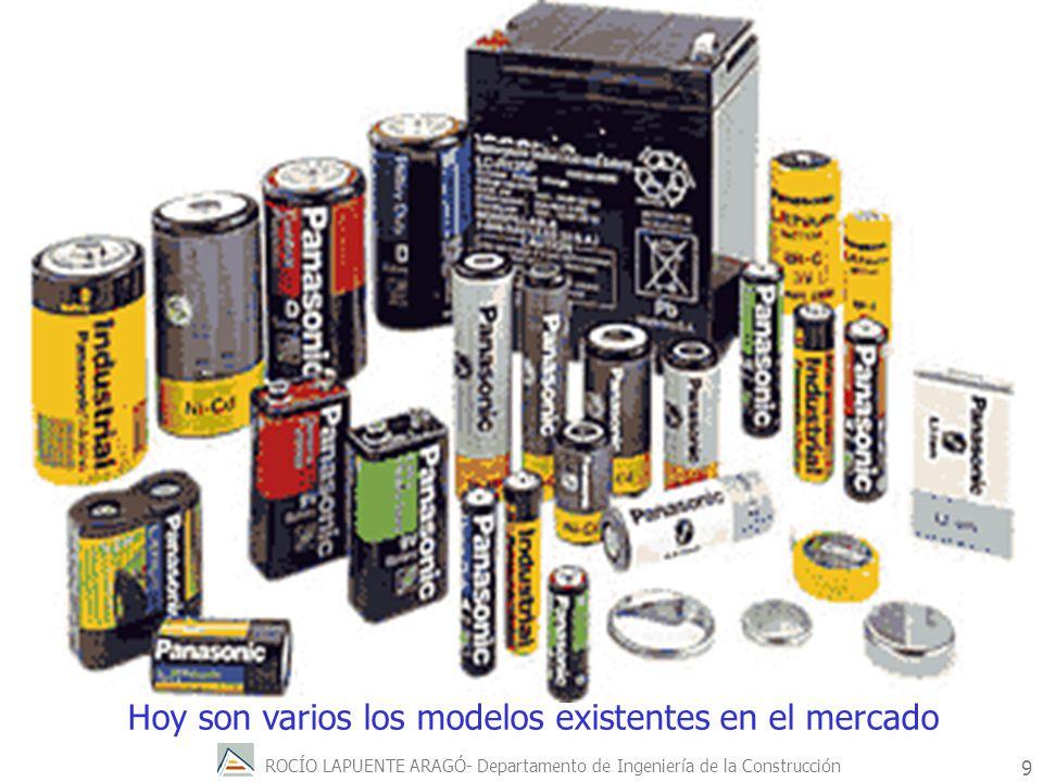 ROCÍO LAPUENTE ARAGÓ- Departamento de Ingeniería de la Construcción 10 ¿Qué significa REDOX.