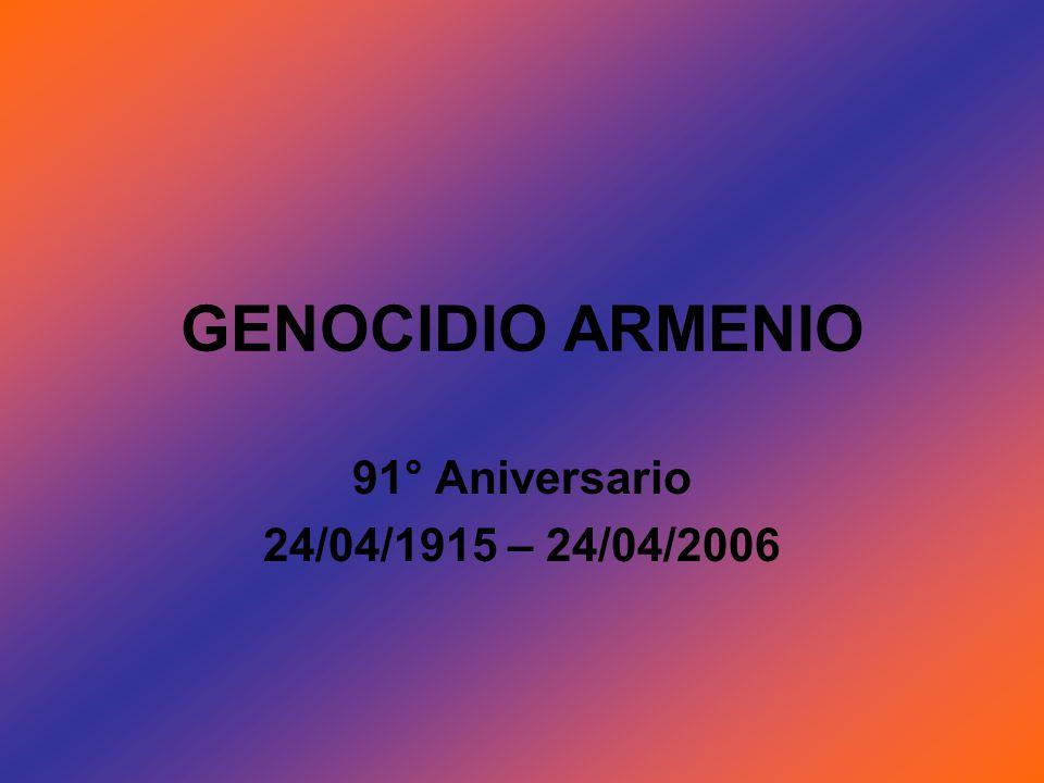 ¿Qué es un Genocidio.