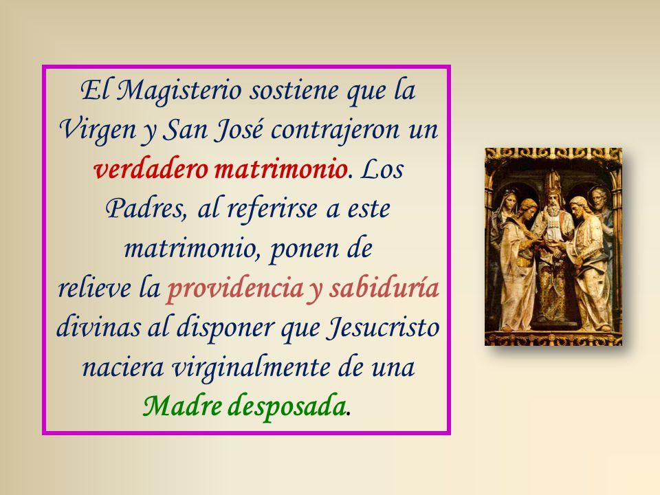 San José recibió una plenitud de gracia proporcionada a la preeminencia de su misión para la cual fue elegido eternamente por la Trinidad.
