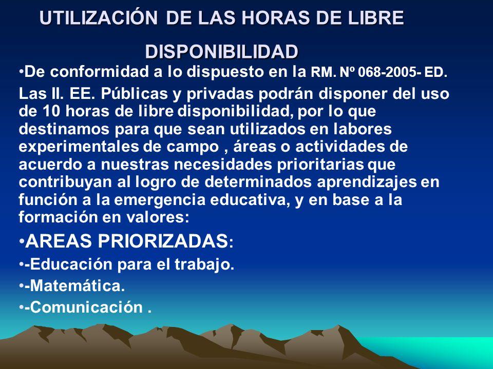 E.- PROPUESTA DE GESTIÓN INSTITUCIONAL ORGANIZACIÓN La estructura administrativa y funcional de la I.