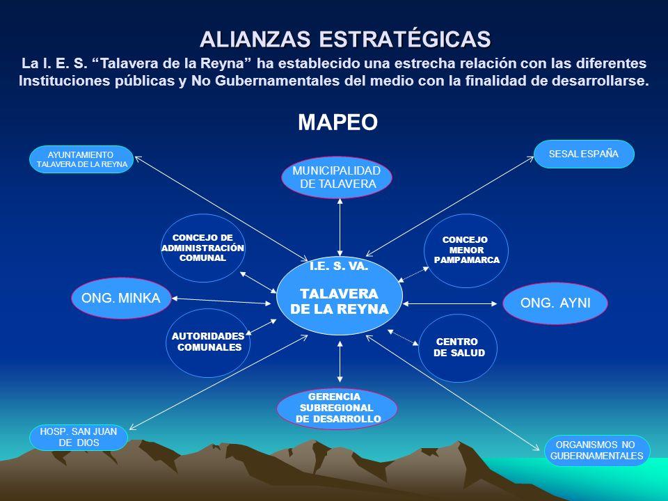 MERCADEO SOCIAL La I.E.