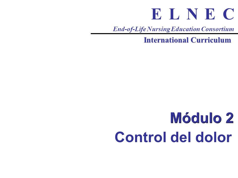 ENECL International Curriculum El dolor es...