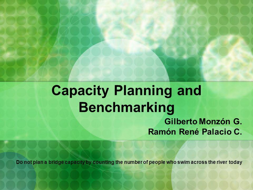 Contenido Conceptos.Pasos para el proceso de capacidad de planeación.