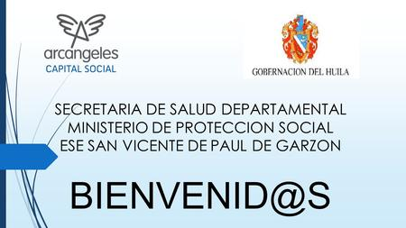 SECRETARIA DE SALUD DEPARTAMENTAL