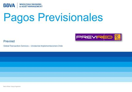 Pagos Previsionales Previred