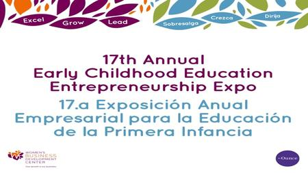 Trabajar con niños que tienen Problemas de comportamientos Women's Business Development Conference June 20, 2015 Presenter: Diana McClarien.