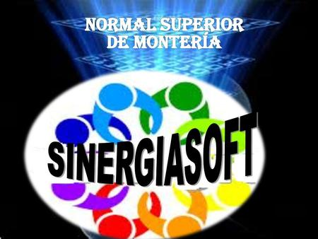 Normal superior de montería SINERGIASOFT.