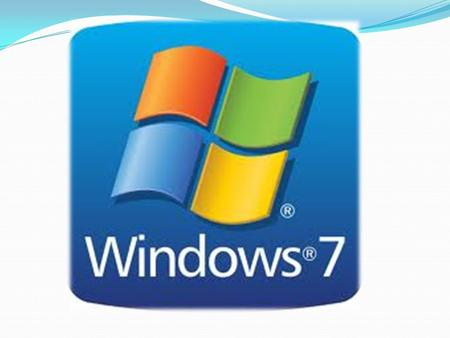 Versiones de windows 7. Versiones de windows 7.