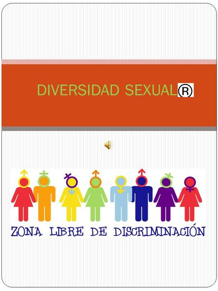 DIVERSIDAD SEXUAL.