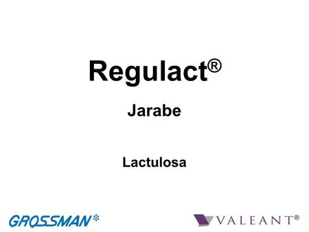 Regulact® Jarabe Lactulosa.