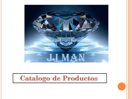 Catalogo de Productos.