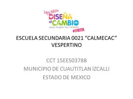 Escuela secundaria oficial 0938 gertrudis bocanegra cct for Cct de la escuela