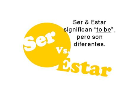 Ser is used for: Expressing/telling time, dates, and days of the week Describing things that don't change or don't change naturally: Stature, physical.