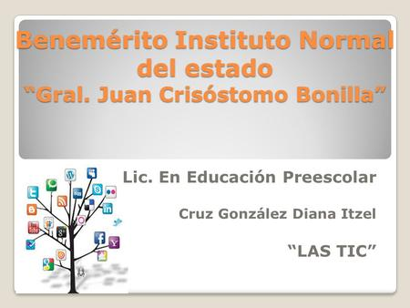 "Benemérito Instituto Normal del estado ""Gral. Juan Crisóstomo Bonilla"""